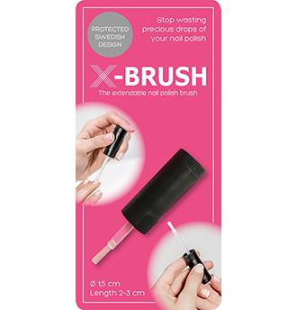 X-brush 1,5cm-3-4 cm